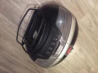 Givi 46L Topcase Kit for Yamaha Fazer 600 1998-2003
