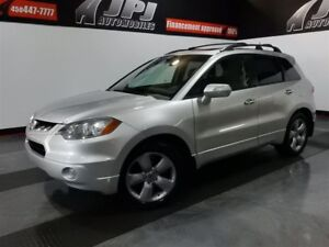 2007 Acura RDX EXCELLENTE CONDITION-AWD-CUIR-FOGS-MAGS