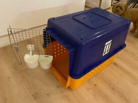 Dog Crate - for crate training
