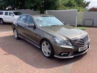Mercedes-Benz, E CLASS, Saloon, 2011, Semi-Auto, 2143 (cc), 4 doors