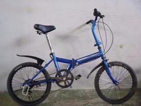 Folding bike 2845A