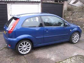 Mk6 Ford Fiesta ST150. Immaculate condition inside and out. Only 48000 miles on the clock.
