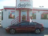 2013 Honda Civic EX CERTIFIE HONDA