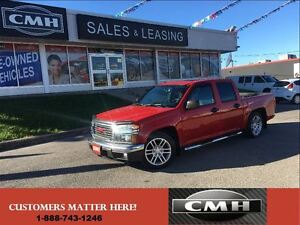 2007 GMC Canyon SLE CREW LOADED *CERTIFIED*