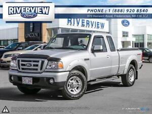 2011 Ford Ranger SportExt Cab as low as $156 Bi-weekly