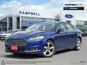 2016 Ford Fusion SE REMOTE START--NAV-LOW PRICE