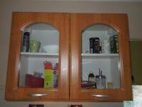 Kitchen furniture,sink and worktop