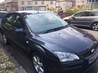 2007 FORD FOCUS SPORT 5 DOOR HATCHBACK 1596ccPETROL. BRILLIANT DRIVE. E/W.CENTRAL LOCKING.LOW MILES.