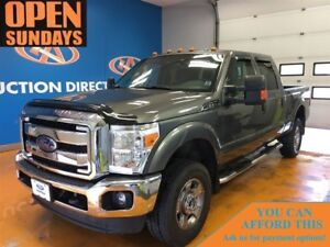 2014 Ford F-250 XLT SUPER DUTY! FX-4! TOW PACK! B/UP CAM!