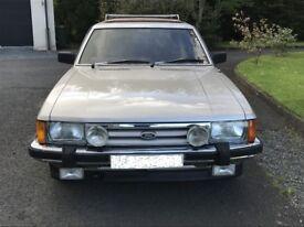 1985 Ford Granada Estate Ghia X 2.8 Auto - Consul, Zephyr, Cortina, Escort, Classic, Retro, Vintage