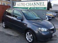 Mazda2 1.4 Capella 5dr£2,495 p/x welcome FREE WARRANTY. NEW MOT
