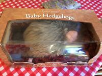 Collectable Anne Geddes Baby Hegdehogs