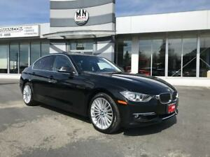 2015 BMW 3 Series 328i Xdrive Luxury Msport PKG Navi Only 42Km