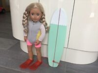 'Our Generation' Dolls, Equipment and Accessories