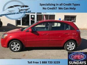 2011 Kia Rio5 AWESOME DEAL, LOW PRICE, EASY ON FUEL!!!