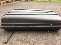 350L Roof Box