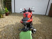 Honda CBR500R for sale, standard bike in very good condition