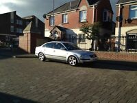 2002 vw Passat 1.9tdi full mot.