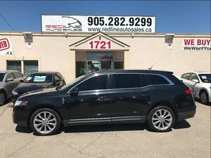 2010 Lincoln MKT EcoBoost, Pano Roof, Navi, WE APPROVE ALL CREDI