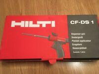 BRAND NEW, BOXED & UNUSED - HILTI FOAM GUN - CF-DS 1