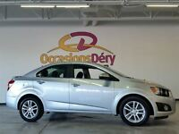 2013 Chevrolet Sonic LT WITH SUNROOF !!!