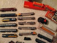 Hornby 00-Gauge Early 1980'sTrain Set