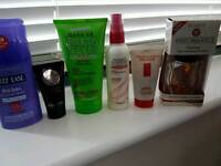 Joblot of womens beauty products