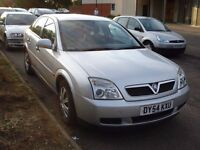 Vaxhaul vectra for sale.