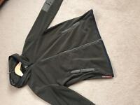 Prada Zip Jumper Khaki XL