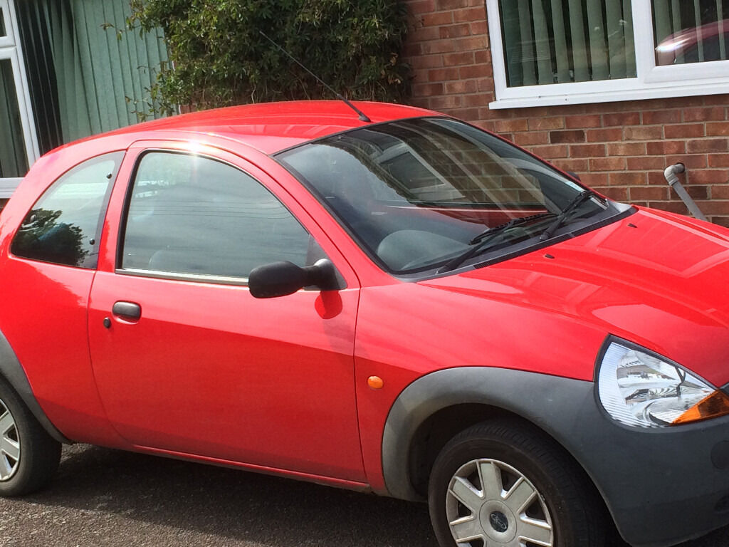 Ford Ka Spares Or Repairs  Miles One Owner Inside Like New