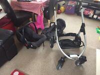 Pram baby pushchair mothercare