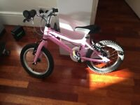 """Ridgeback Honey 14"""" bicycle as new for sale"""