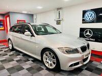 ** 2011 BMW 320D M SPORT LCI ESTATE 6 SPEED ** (a4 Passat)
