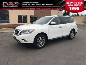 2013 Nissan Pathfinder SL AWD 7 PASS/REAR VIEW CAMERA