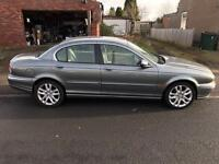 Jaguar x type V6 2003 LPG excellent family car