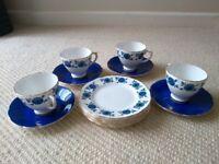 Retro 50/60's China Tea Set - Royal Sutherland