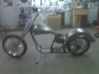 Rolling soft tail chassis for sale/ trade for decent rat rod