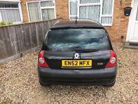 Renault Clio, mot till Feb 2018