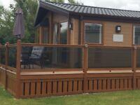 Platinum Plus Lodge to Rent at Seton Sands Holiday Village