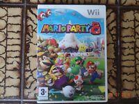Nintendo Wii 'Mario Party 8'