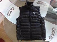 RLX Ralph Lauren Small Mens Black Explorer Down Vest - GILET NEW