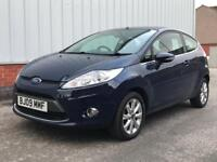 Ford Fiesta 2009 1.25 Petrol Zetec only 30k miles