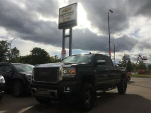 2015 GMC SIERRA 2500HD Denali 6.6L *LOW KMs*