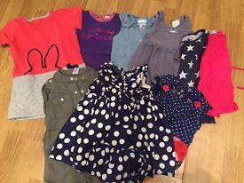 REDUCED - Baby Girl Bundle 12-18 months (Gap, Oshkosh, Next, Carters & more) - 60 items