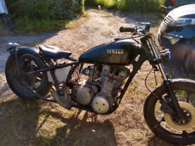 LOOKING FOR A MOTORBIKE PROJECT