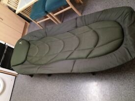 Large camp bed / fishing bed