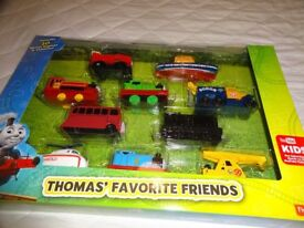 new Thomas and friends toys great for playing on the floor or with friends collect only