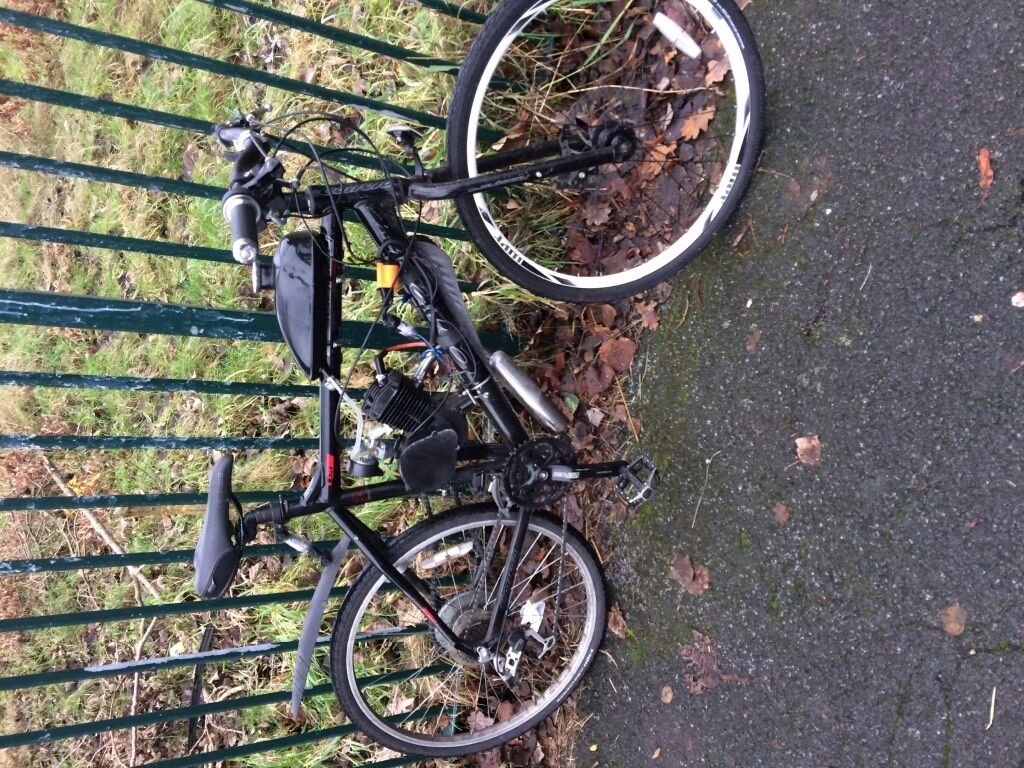 Motorbike Pedal And Pop Bicycle In Gorton Manchester Gumtree
