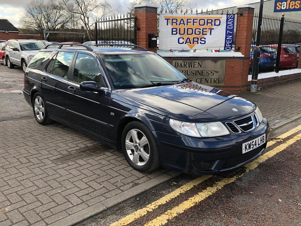 Saab 95 estate, 2004, MOT 9.2.2019, Solid reliable family ,cheal car ...
