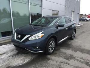 2016 Nissan Murano /NAVIGATION GPS./TOIT PANORAMIQUE